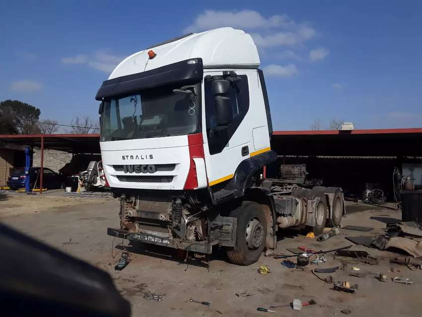 Iveco stralis striping for spears 0