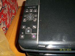 Epson cx3500, sx130, tx410 печатает пзк снпч