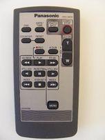 Pilot zdalnego sterowania (orginał) kamera cyfrowa mini DV Panasonic