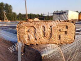 Лучший Топливный брикет для отопления RUF-ORIGINAL (ДУБ), Киев 4100грн