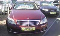Image of 2008 Mercedes Benz C200 Estate MUST SEE