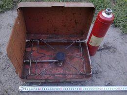 газовая плитка походная
