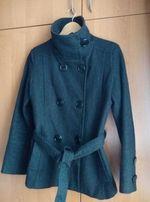 АКТИВНО!!!Пальто пальтишко шерсть демисезонное весна осень 42/44
