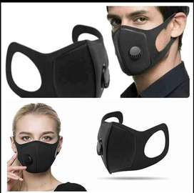 Good quality mask with filter