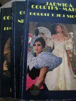 książka autor: Jadwiga Courths-Mehler