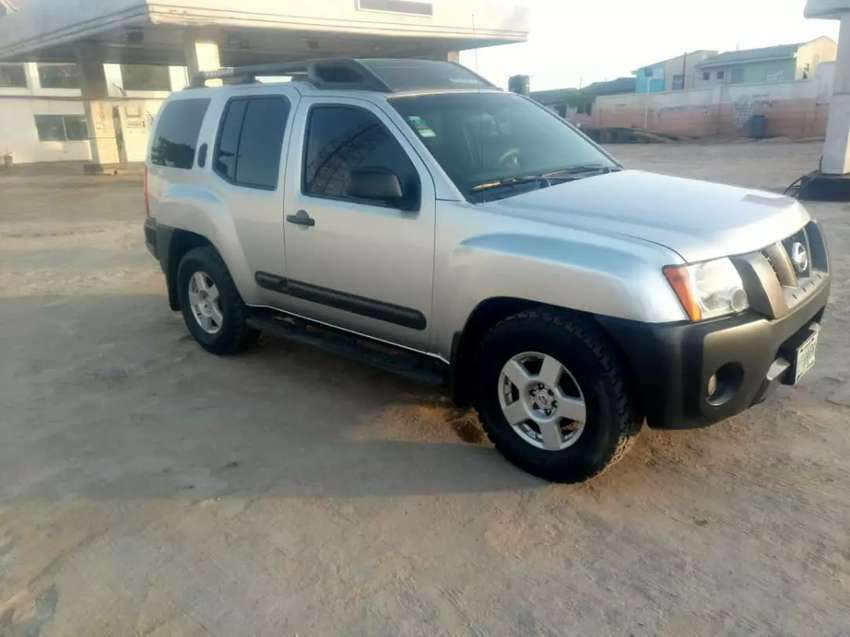 A first body and neatly used 2006 Nissan Xterra, Ac chilling/fabrics 0