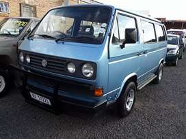 Immaculate VW Microbus
