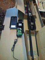 Электропривод для секционных гаражных ворот