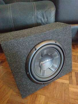 Pioneer Champion Series 10 inch Sub Woofer / New