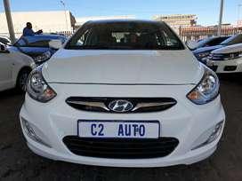 2016 Hyundai Accent 1.6 GLS Manual