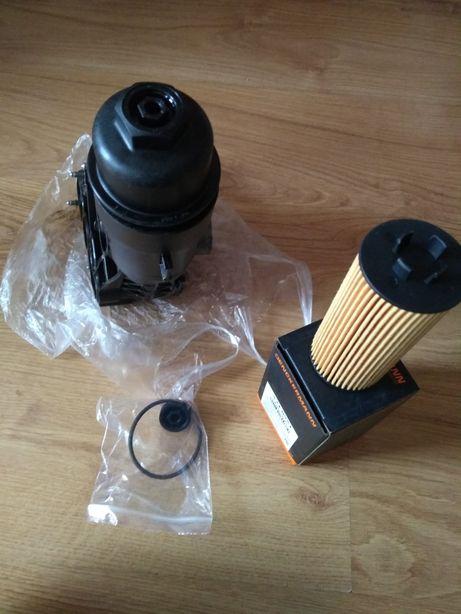Obudwa filtra oleju MINI Cooper F55 F56 F54 F57 F60 BMW Wałbrzych - image 1