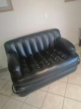 Air o Space 5 in 1 Blow Up sofa and bed R550
