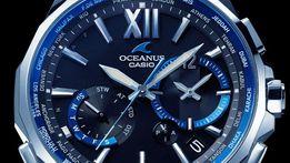 Часы Casio Oceanus OCW-S3400-1A ! 100% ОРИГИНАЛ! Гарантия 2 года!