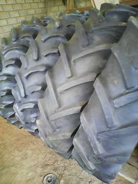 12.4/1136 Tractor Tyres