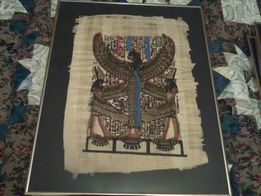 Obrazy papirus 3 sztuki + gratis