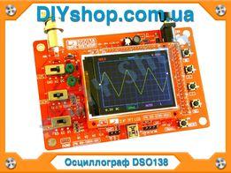 Новые! Собранные. Цифровой осциллограф DSO138. Cortex-M3 STM32F103C8