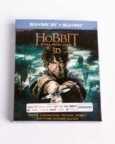 Hobbit Bitwa Pięciu Armii Blu Ray 3D wyd. 4-płytowe