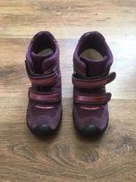 Осенние ботиночки 24 размер