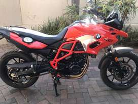 Wanted : BMW F700 GS