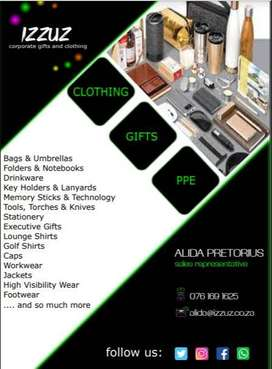 Corporate Gifts and Clothing