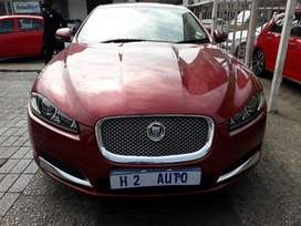 2014 jaguar XF sunroof on sale