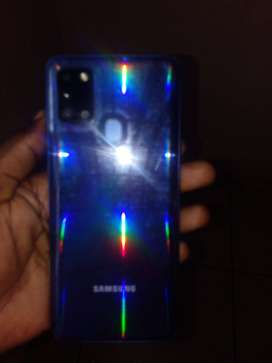 Samsung A21s for sale.9 months old and still in good working condition