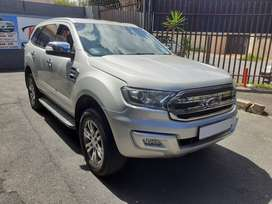 2017 Ford Everest 2.2 XLT SUV