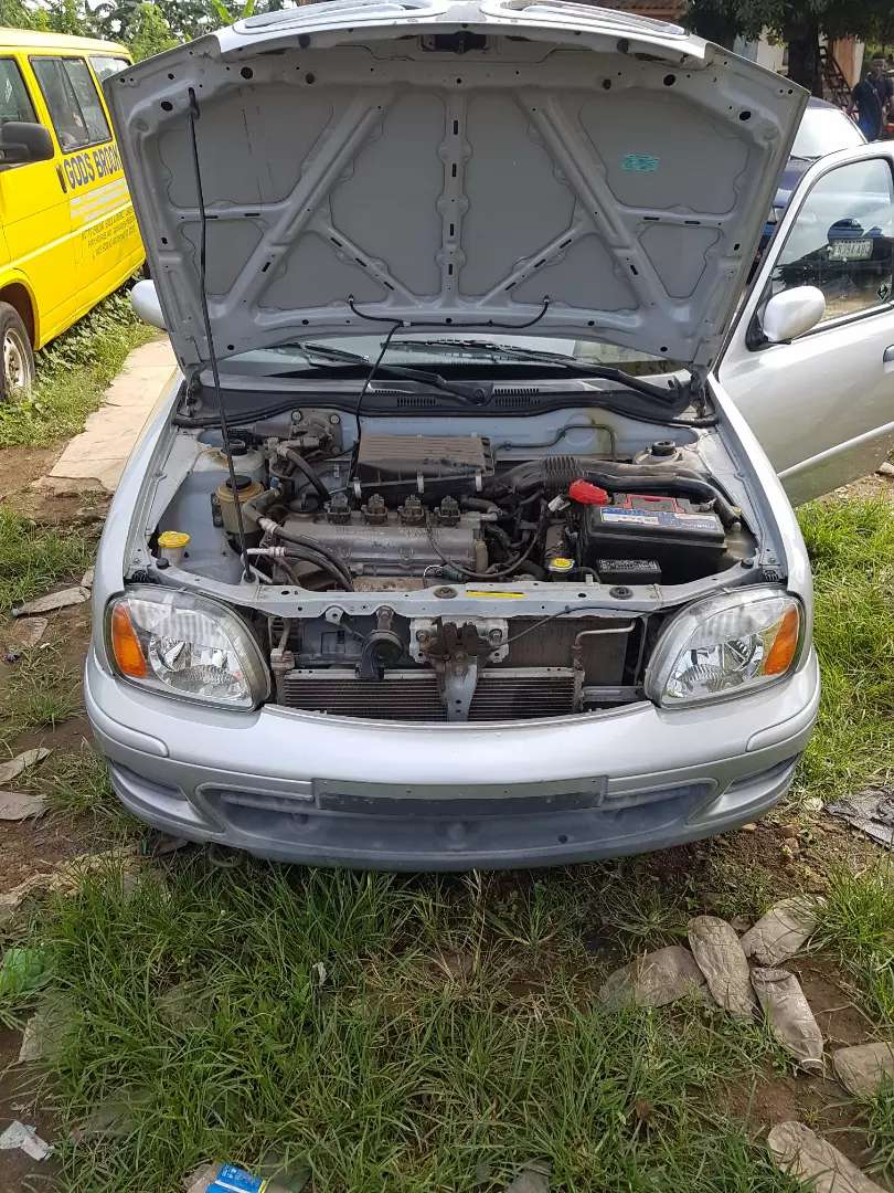 Foreign used nissan micra 0