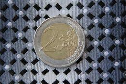 2 EUR евро редкая монета 2012 Бавария