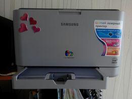 Цветной лазерный принтер Samsung CLP- 310