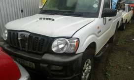 Mahindra Scorpio 2011 Mhawkstripping for spares