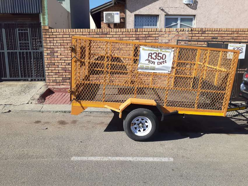 Soweto Trailer for hire 0