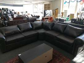 Buffalo suede Couch