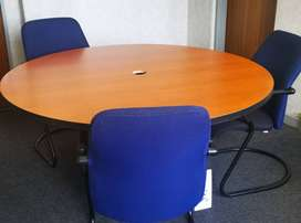 Boardroom /office round table