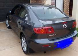Mazda 3, original sound mags. Is not modified. Service history up to d