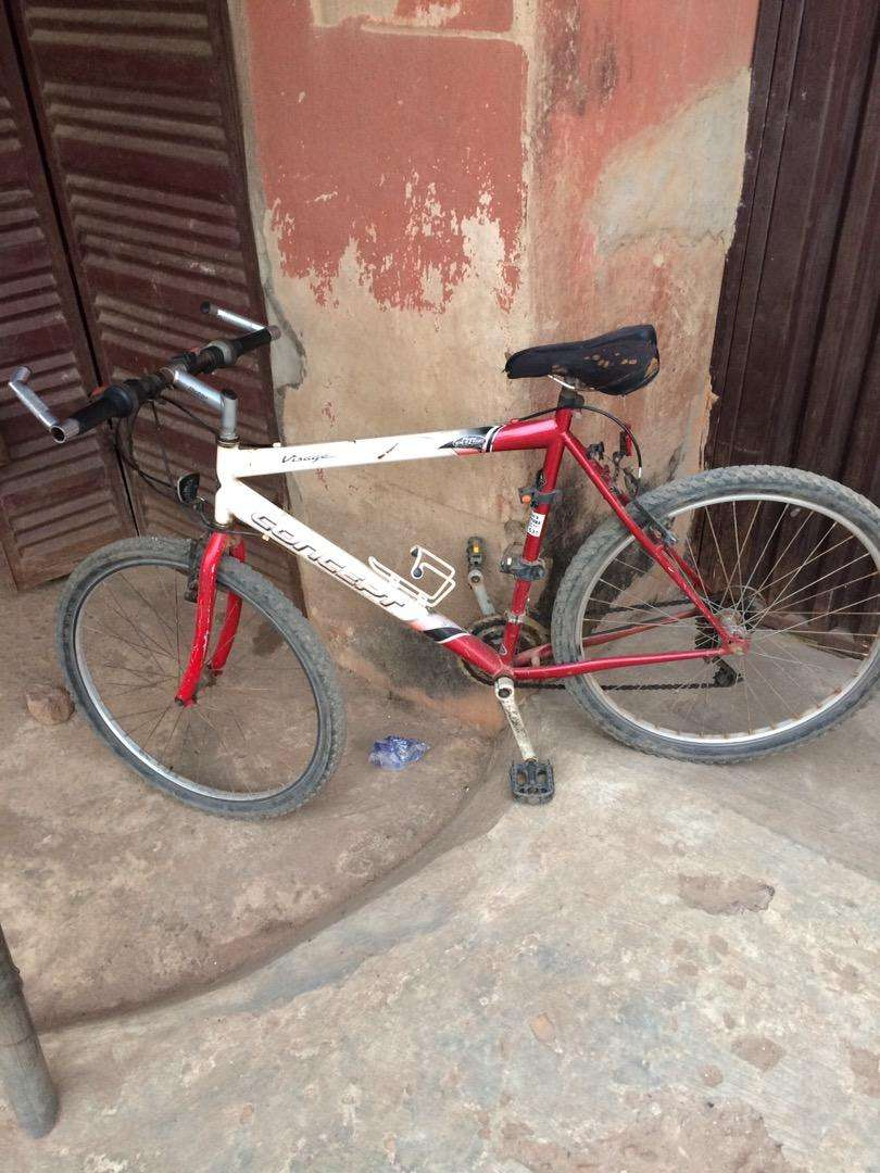 A good bicycle with 5gears 0