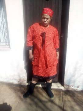 Mature Lesotho maid and nanny seeking stay in work urgently