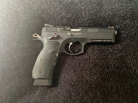 Air soft gun CZ 75 shadow