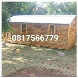 Quality wooden house for sale call me