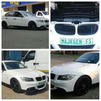 Image of BMW 320d E90 giveaway