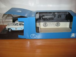 Продам модель Москвич 403 Ралли Монте Карло 1964 1/43 VVM