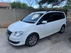 2008 VW Touran 1.9Tdi