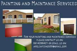 Painting and Maintance Services