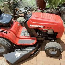 Ride on lawnmowers Wanted