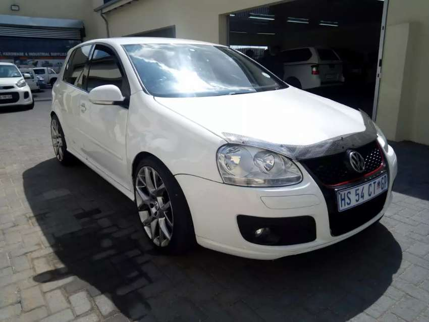 2008 Vw Golf V Gti 2.0L Fsi in great condition 0