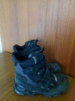 Продам зимние ботинки Ecco