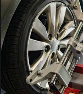 Wheel Alignment Technician Required - Nelspruit