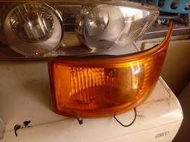 Bus headlights and taillights
