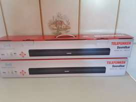 Brand new Telefunken Sound Bars for Sale