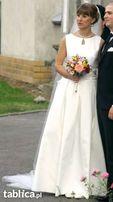 Niebanalna suknia ślubna - indywidualny projekt